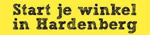 Start je winkel in Hardenberg